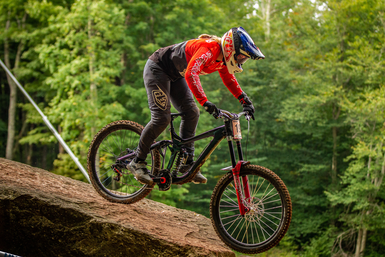 Caroline Washam - JackRice - Mountain Biking Pictures - Vital MTB