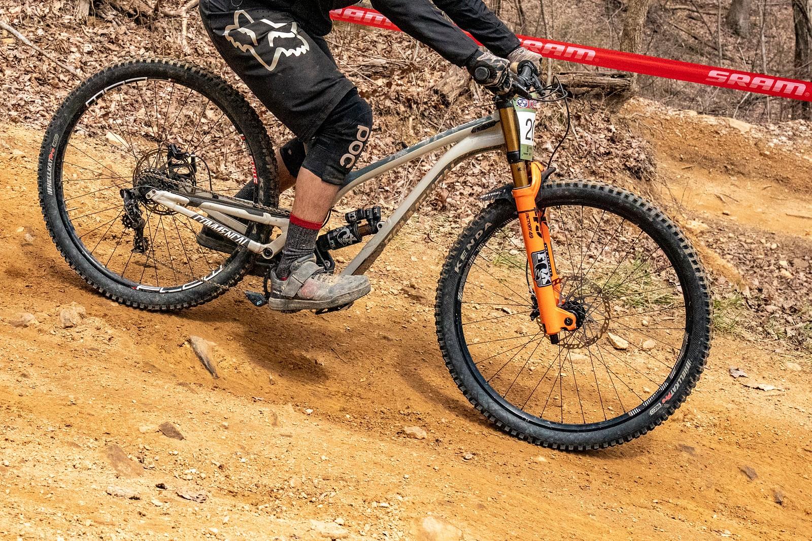 Commencal Supreme DH - JackRice - Mountain Biking Pictures - Vital MTB
