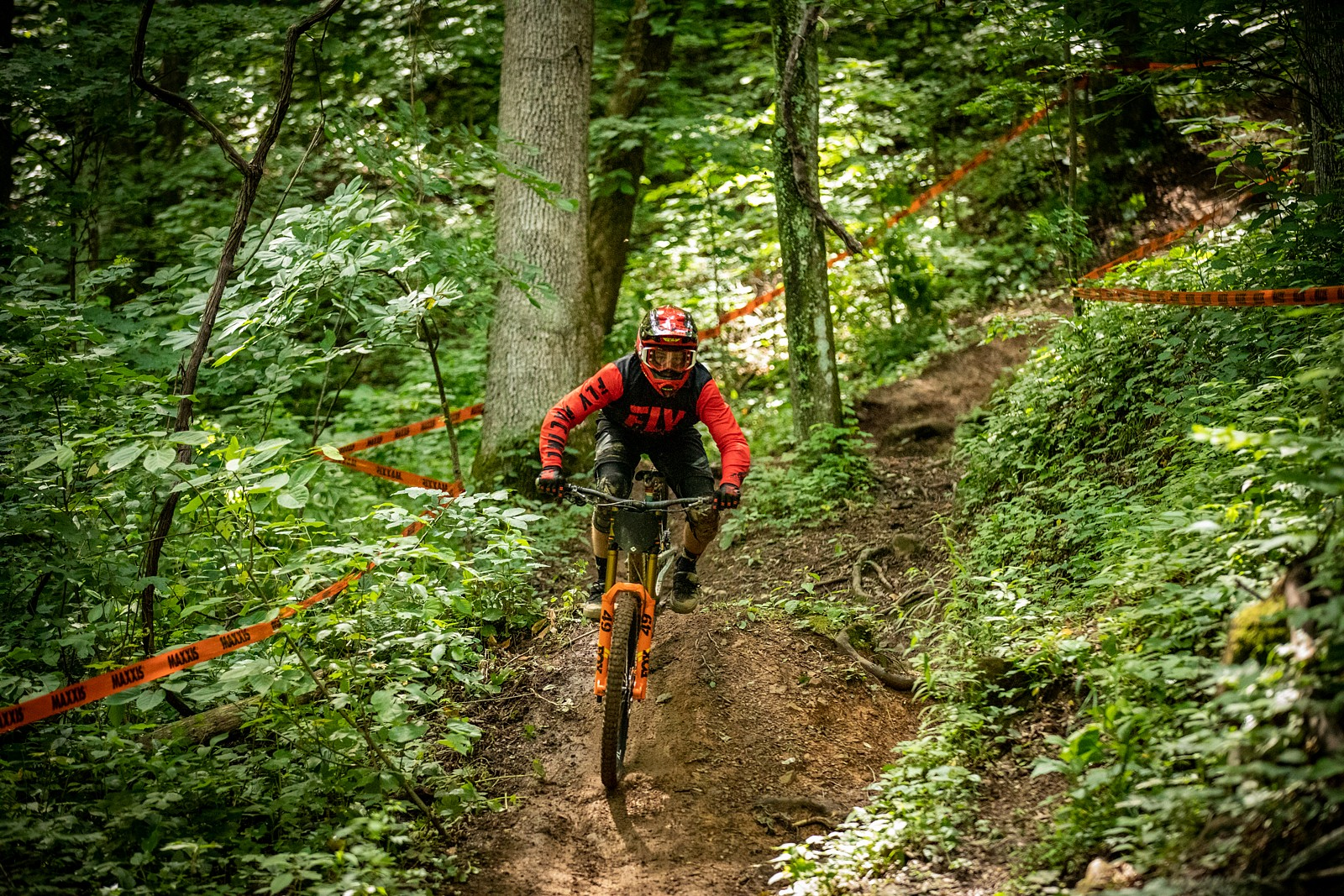 It's Green at Windrock - JackRice - Mountain Biking Pictures - Vital MTB