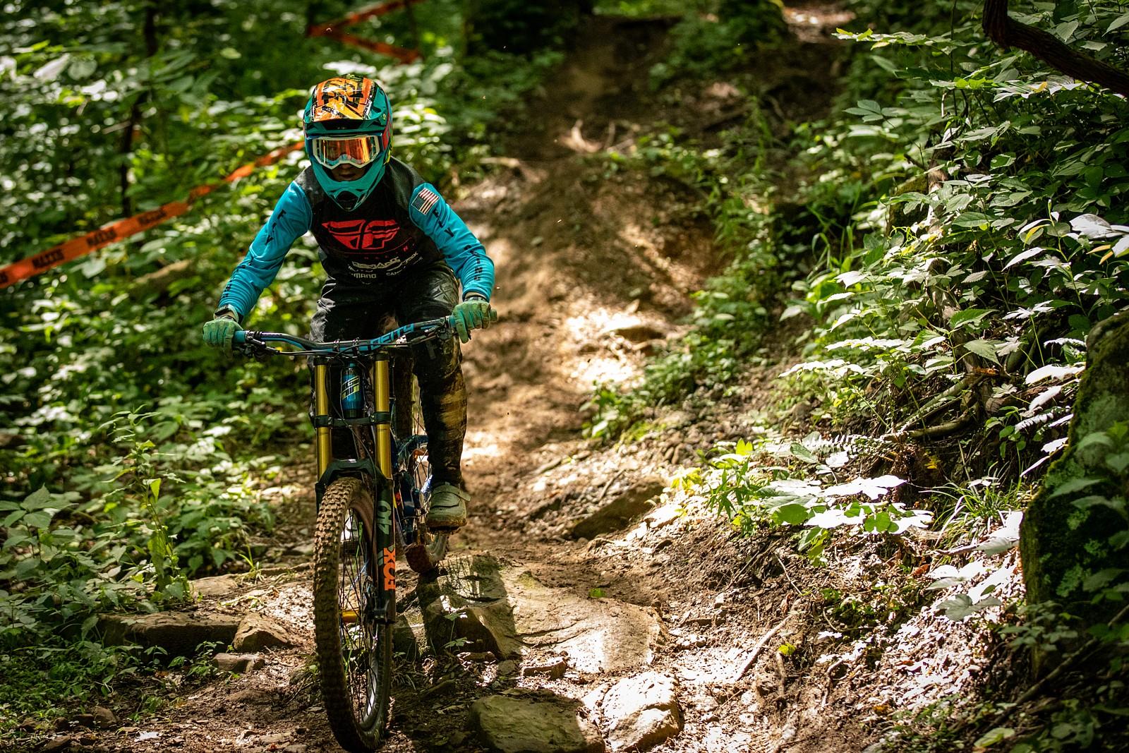 Mazie Hayden - JackRice - Mountain Biking Pictures - Vital MTB