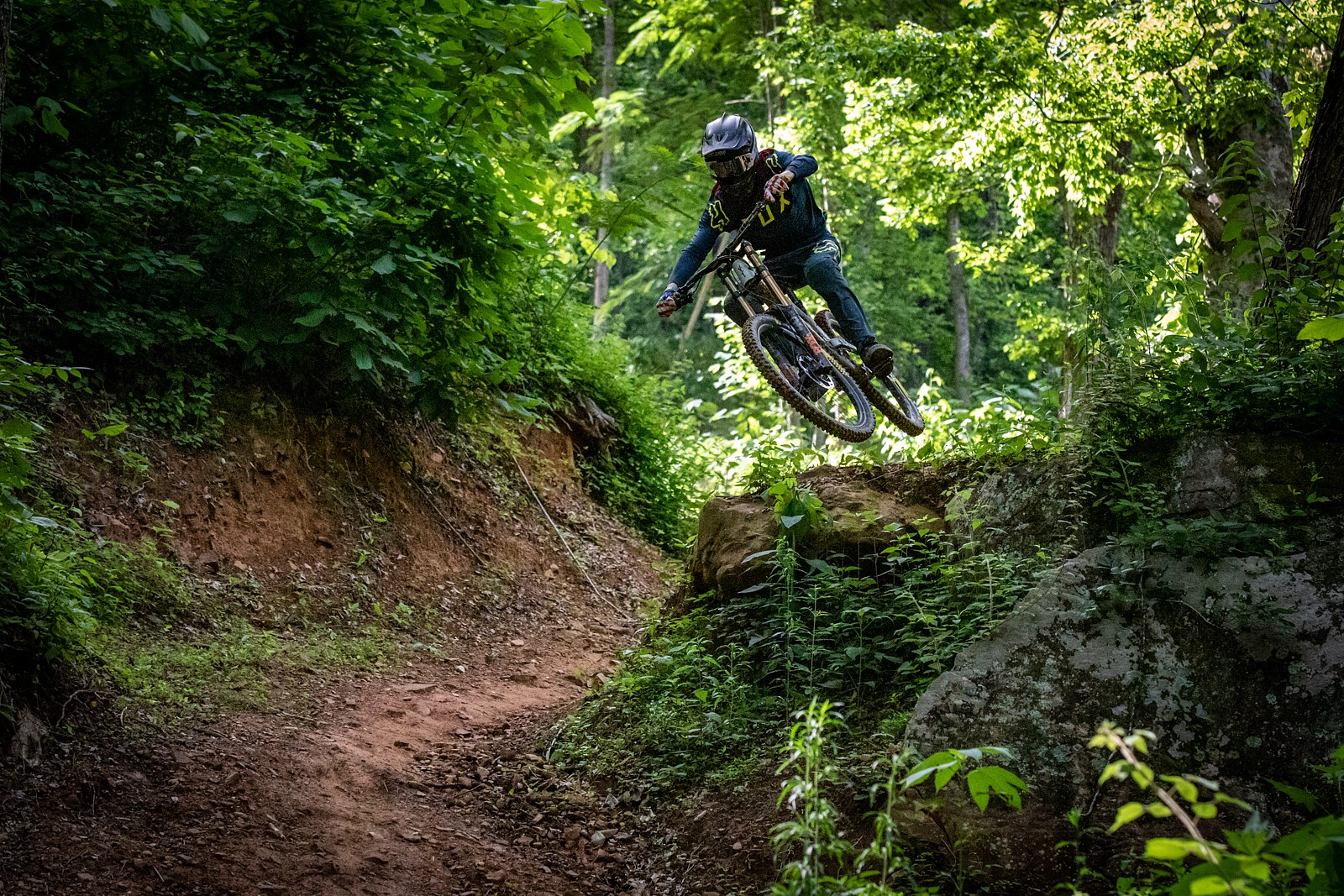 #USDH IS BACK - Downhill Southeast Windrock Gallery - JackRice - Mountain Biking Pictures - Vital MTB