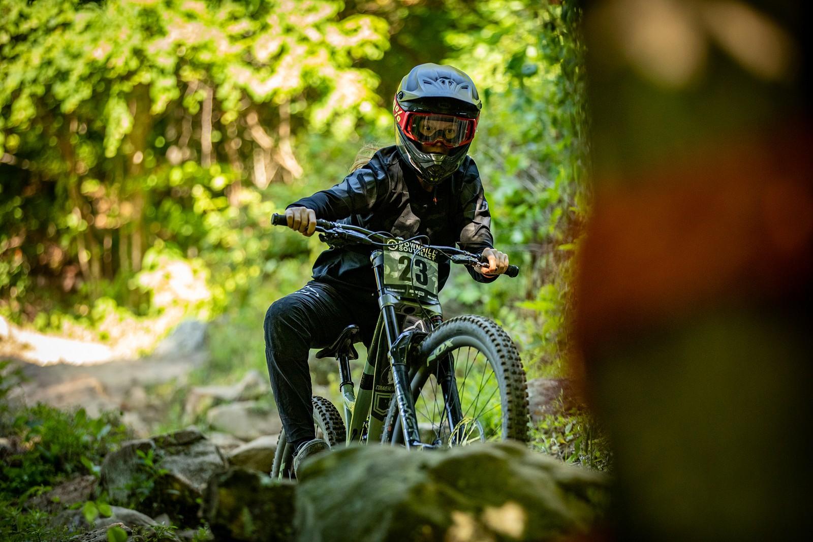 Frida Ronning, 1st Place Pro Women - JackRice - Mountain Biking Pictures - Vital MTB
