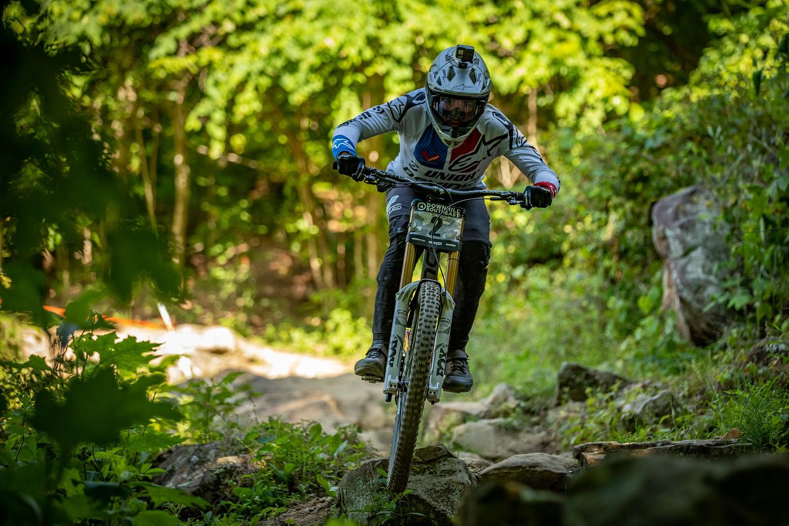 Dakotah Norton, 1st Place Pro Men - JackRice - Mountain Biking Pictures - Vital MTB