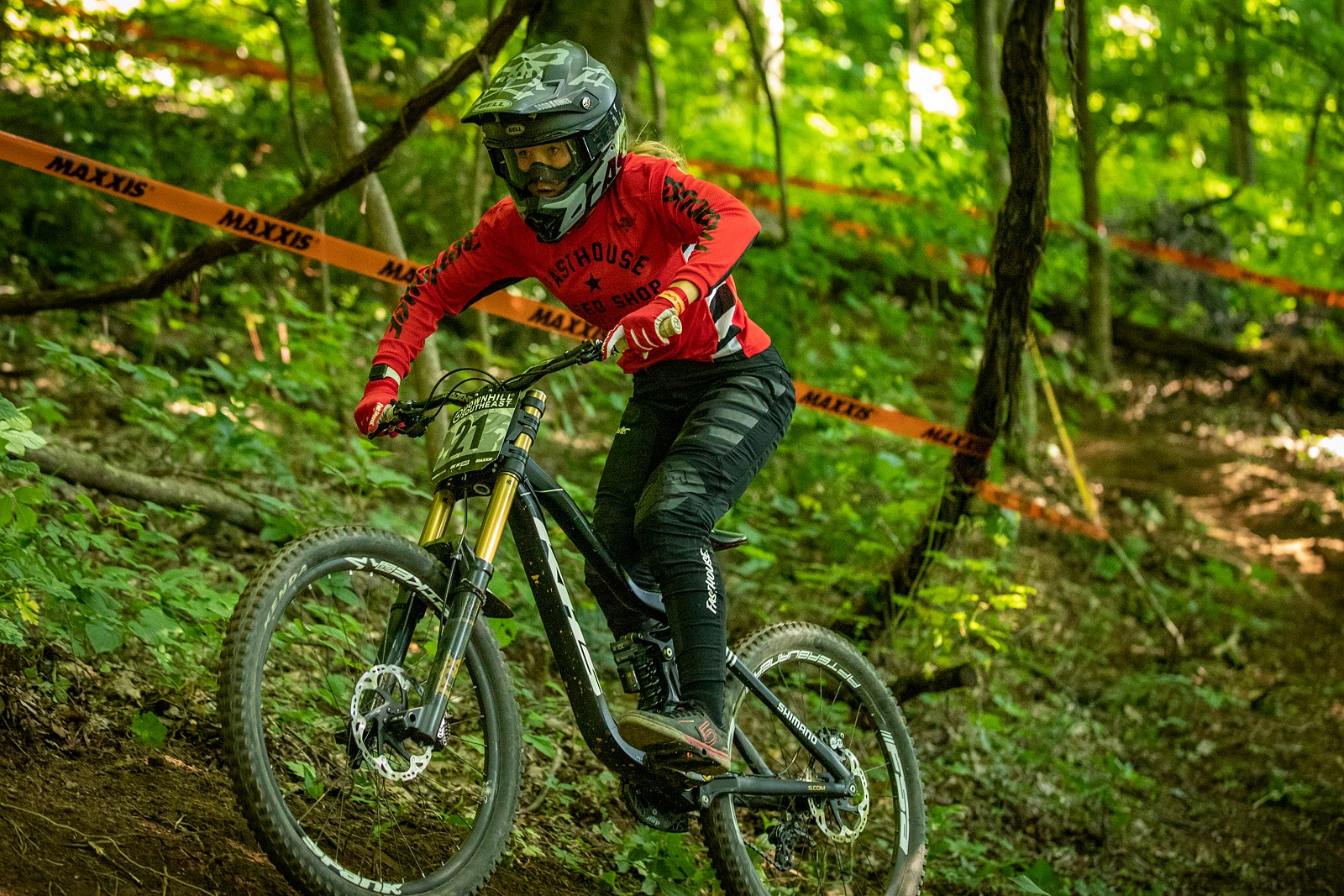 Kailey Skelton, 2nd Place Pro Women - JackRice - Mountain Biking Pictures - Vital MTB