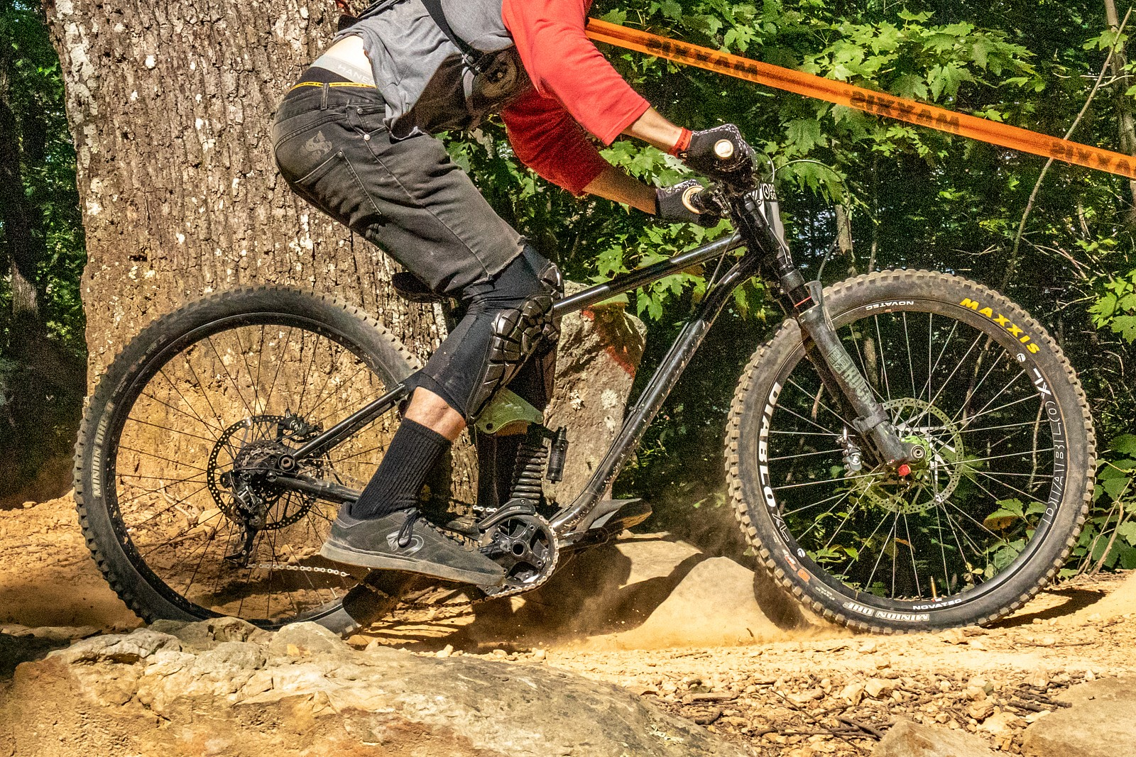 G-OUT PROJECT - DHSE #2 - Isak Leivsson's V1.3 - JackRice - Mountain Biking Pictures - Vital MTB