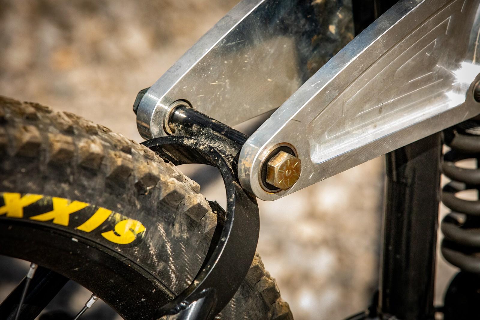 Isak Leivsson's newest build - JackRice - Mountain Biking Pictures - Vital MTB