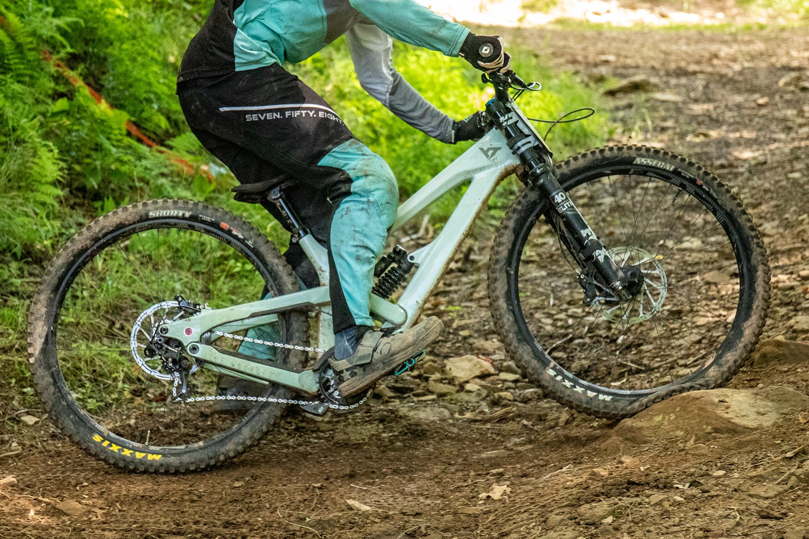 G-Out Project: Snowshoe West Virginia DHSE - JackRice - Mountain Biking Pictures - Vital MTB