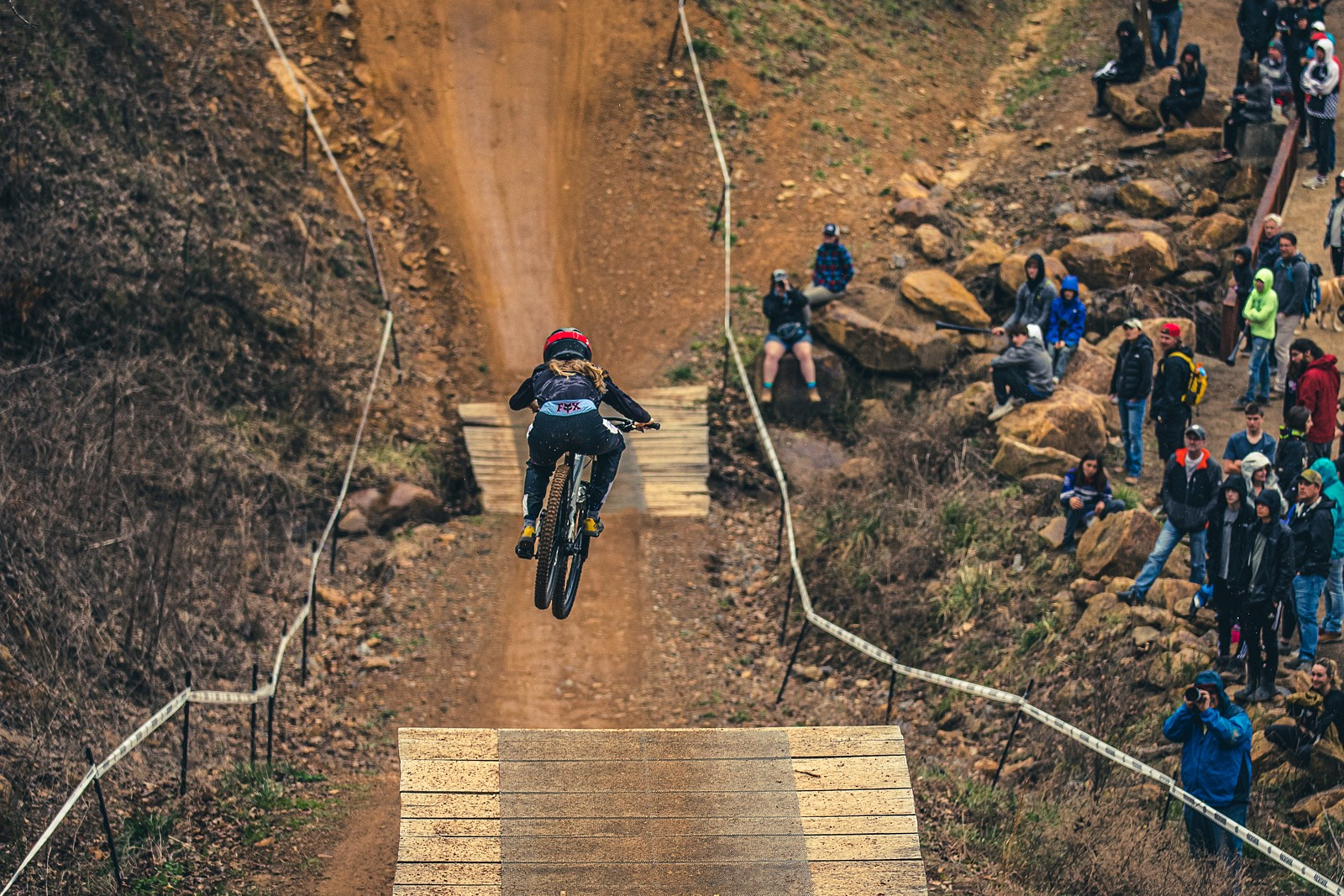 RACE DAY GALLERY - #USDH Tennessee National - Frida Ronning, 1st Place Elite Women - JackRice - Mountain Biking Pictures - Vital MTB