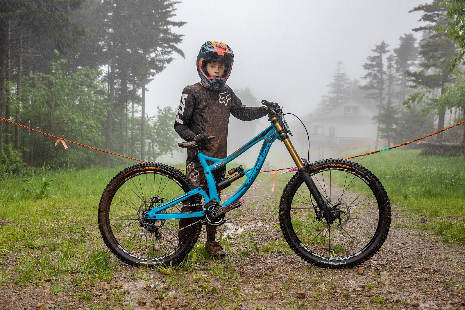 GROM Bikes of DHSE #2 Snowshoe - Brody St.Clair. - JackRice - Mountain Biking Pictures - Vital MTB