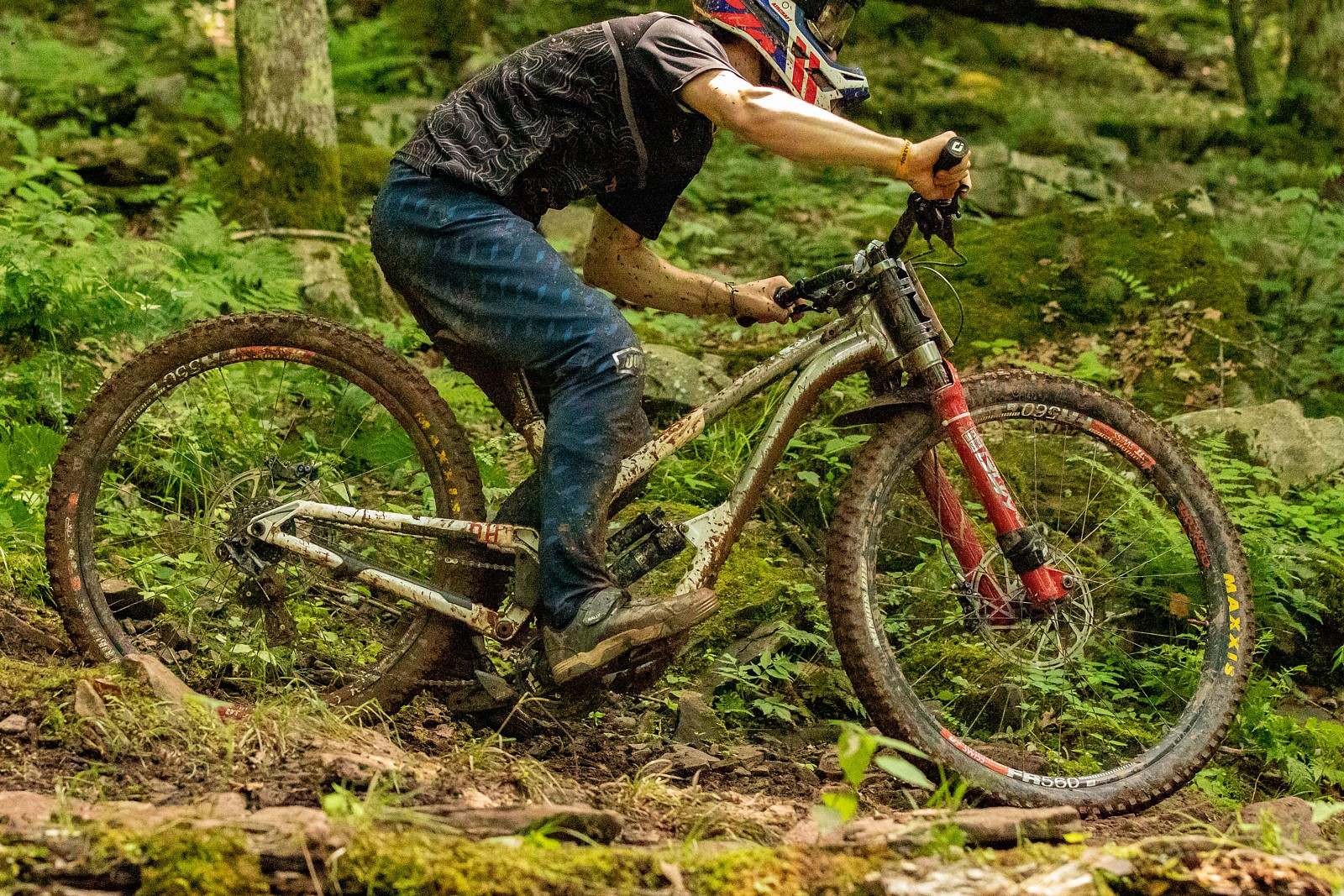 G-Out Project - DHSE, Snowshoe - JackRice - Mountain Biking Pictures - Vital MTB