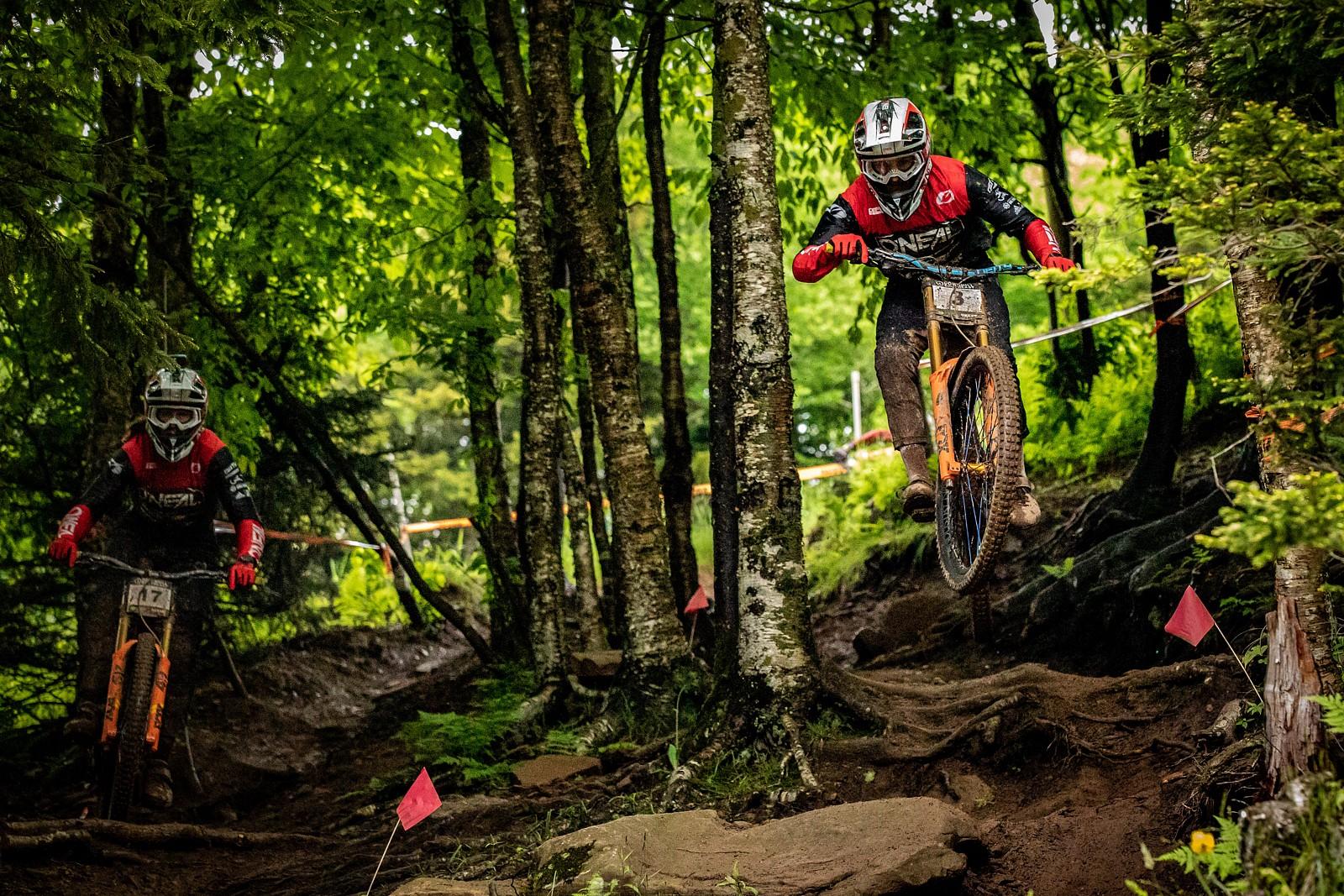RACE REPORT - DHSE #2 Snowshoe, WV - JackRice - Mountain Biking Pictures - Vital MTB