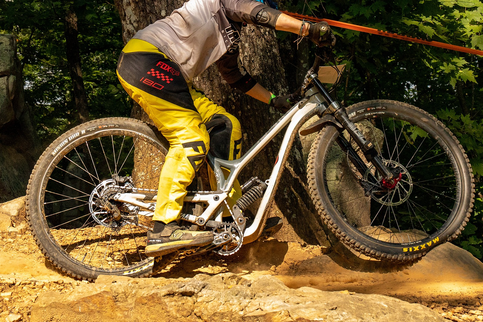 G-Out Project - Downhill Southeast Windrock - JackRice - Mountain Biking Pictures - Vital MTB