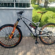 nukeproof mega carbon  275