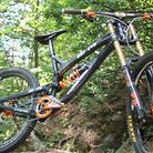 Intense 951 evo custom hope / fox / sram / renthal