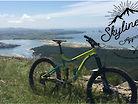 GIANT REIGN- Monte La Picota Enduro Trail, Santander