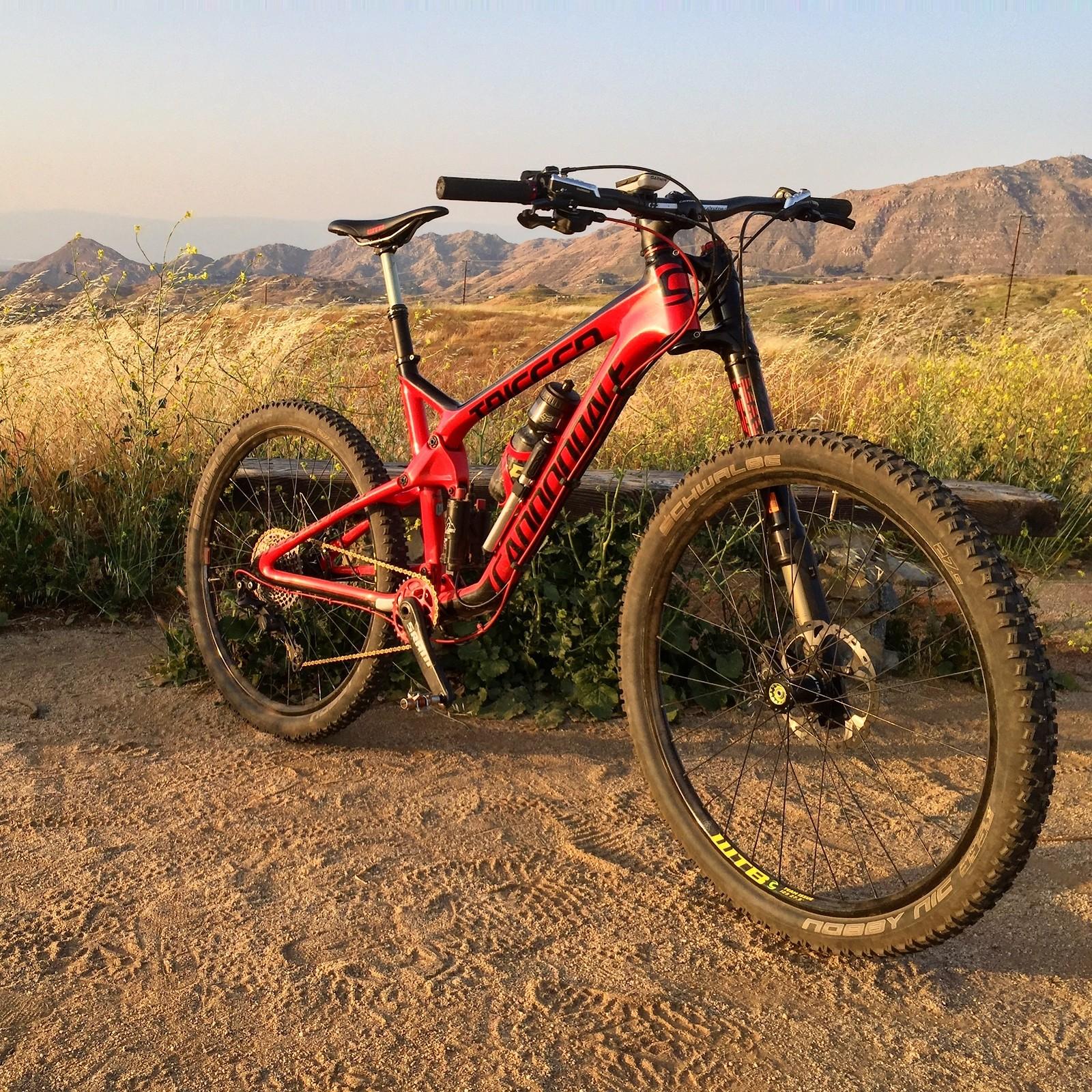 3feab26b84d Cannondale Trigger Carbon 2 - eyebem's Bike Check - Vital MTB