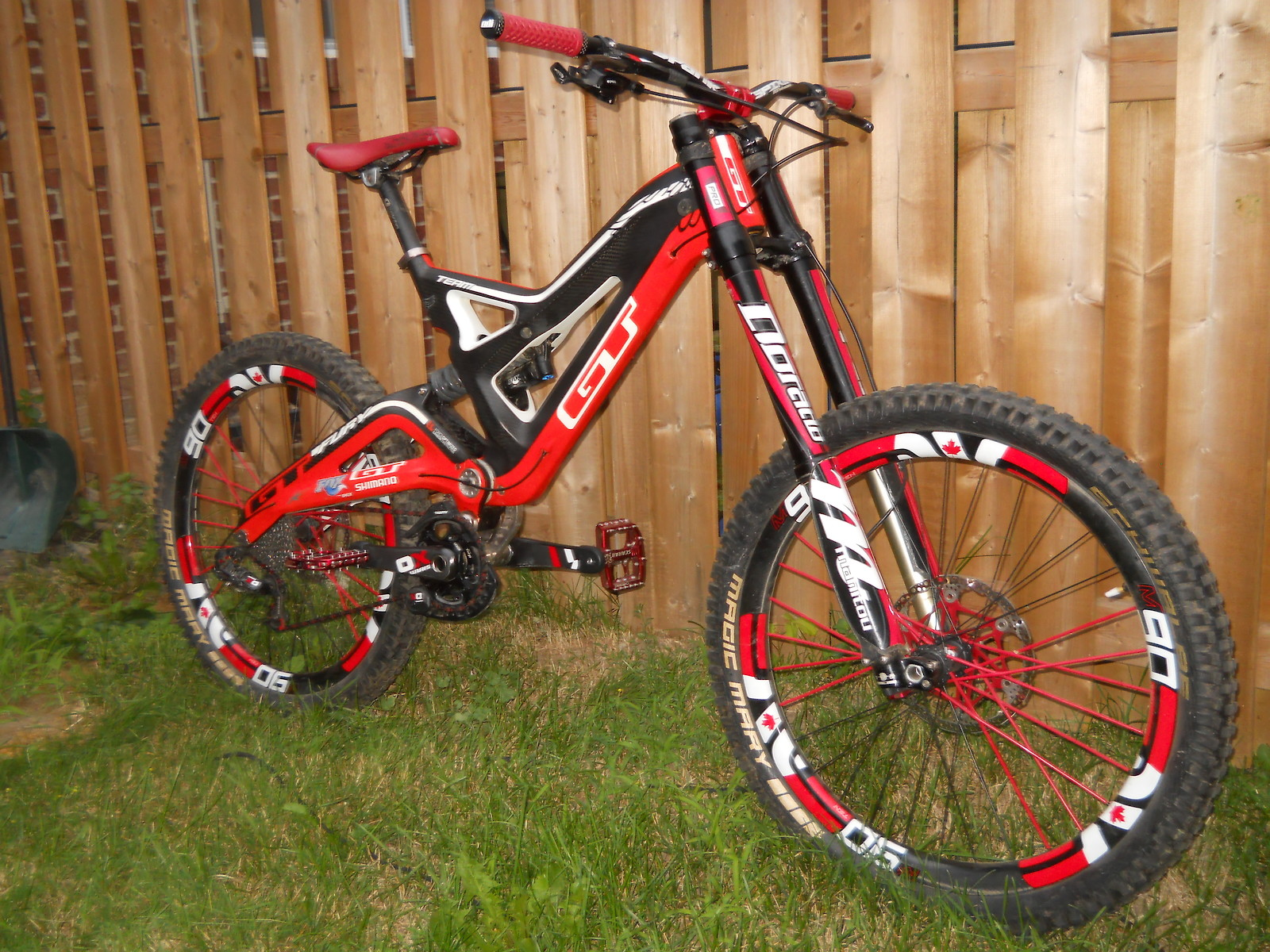 Gt Fury Team Carbon Custom 2013