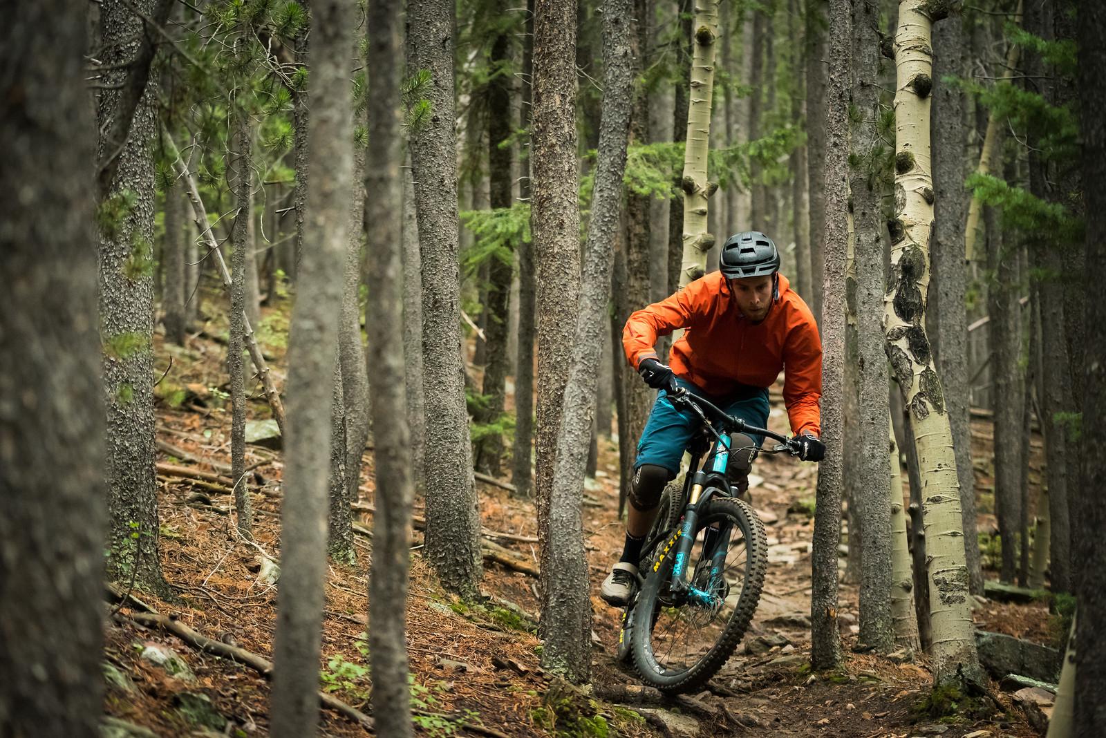 Threading the Needle - russellpj - Mountain Biking Pictures - Vital MTB