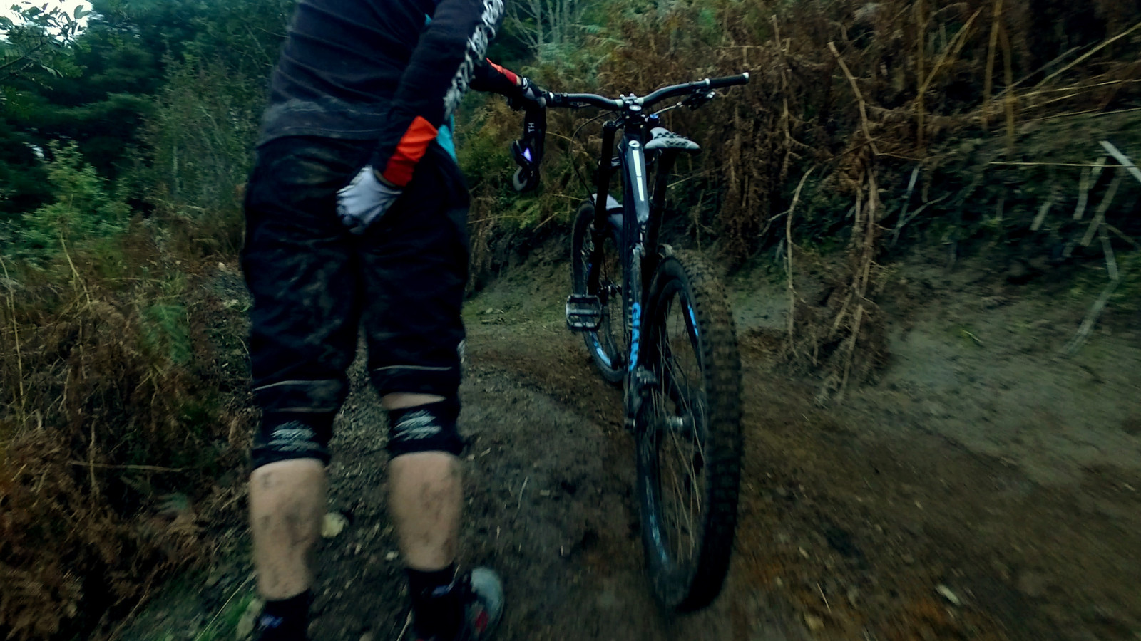 MILKY - Matthew Davies - Mountain Biking Pictures - Vital MTB