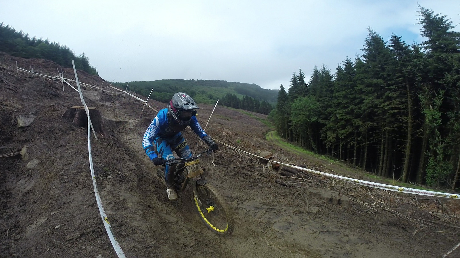 Mike Jones - Matthew Davies - Mountain Biking Pictures - Vital MTB