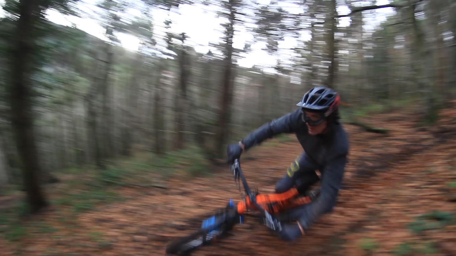 Rowan Sorrell - Matthew Davies - Mountain Biking Pictures - Vital MTB