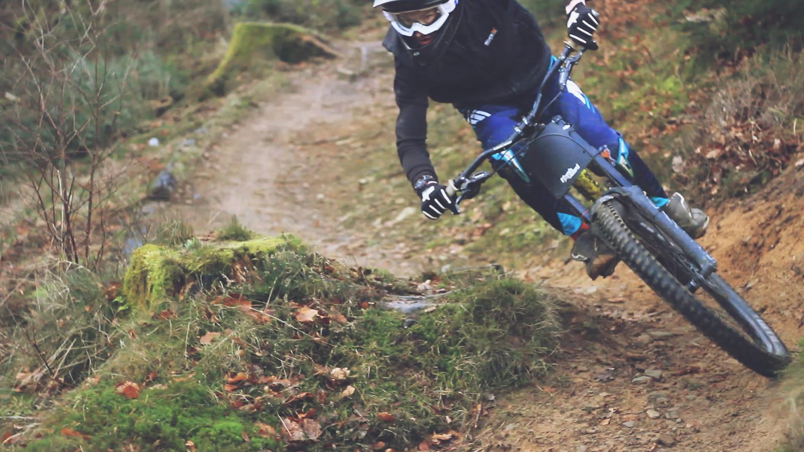 RHYS BARTER  - Matthew Davies - Mountain Biking Pictures - Vital MTB