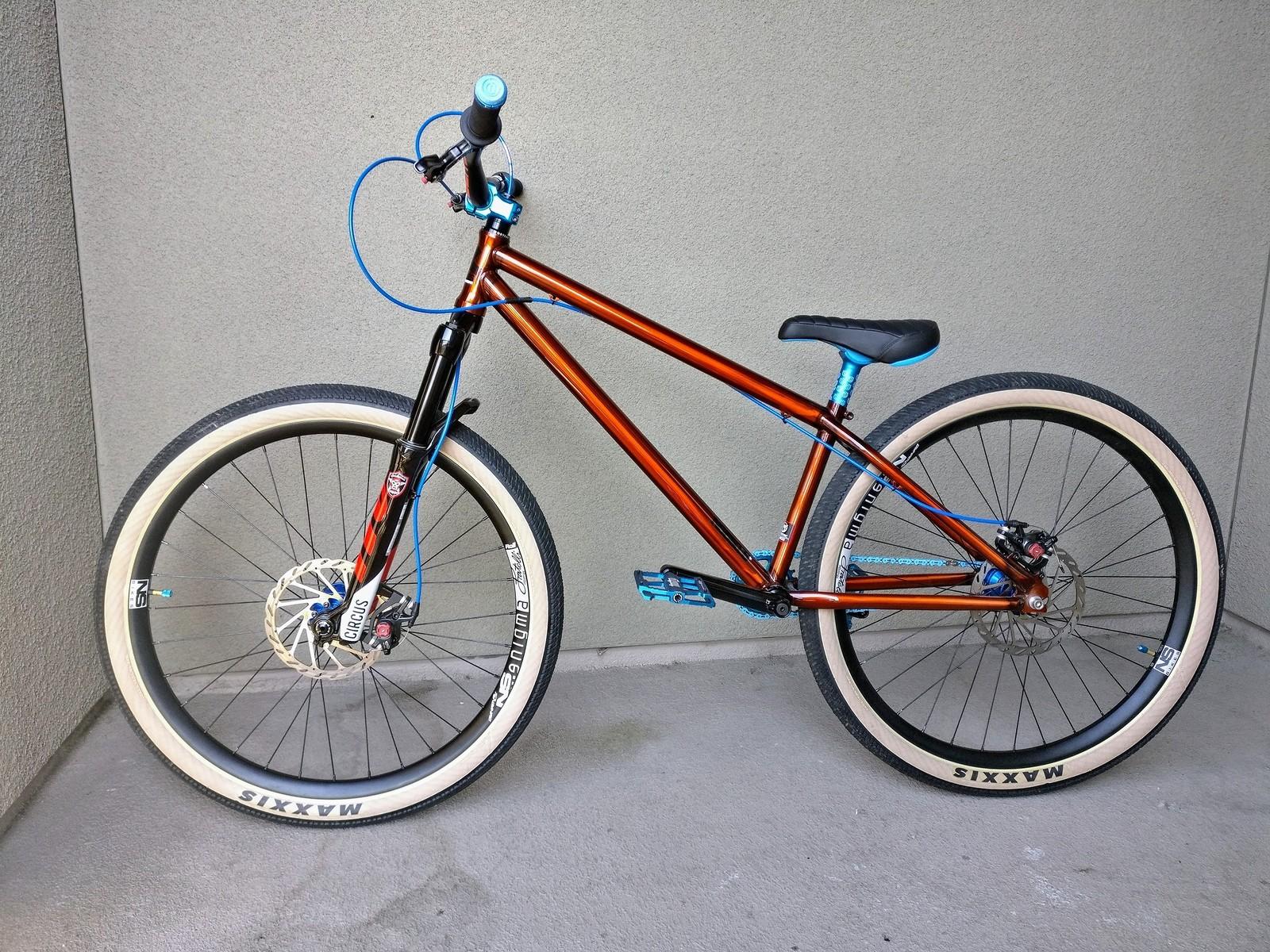 Soul bike