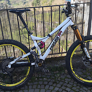 Corsair Konig 1X9 light freeride edition