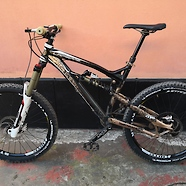 Lapierre Froggy 8-speed freeride edition