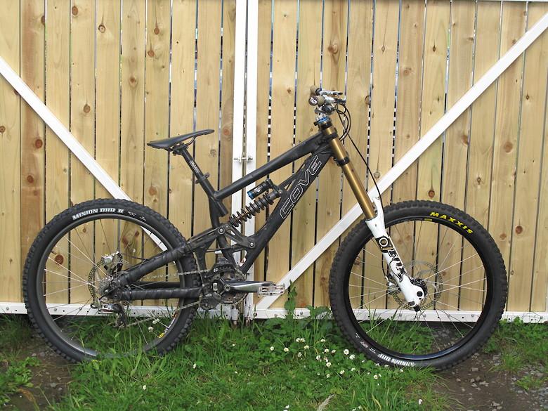 Cove Shocker - Konkurs9k11's Bike Check - Vital MTB