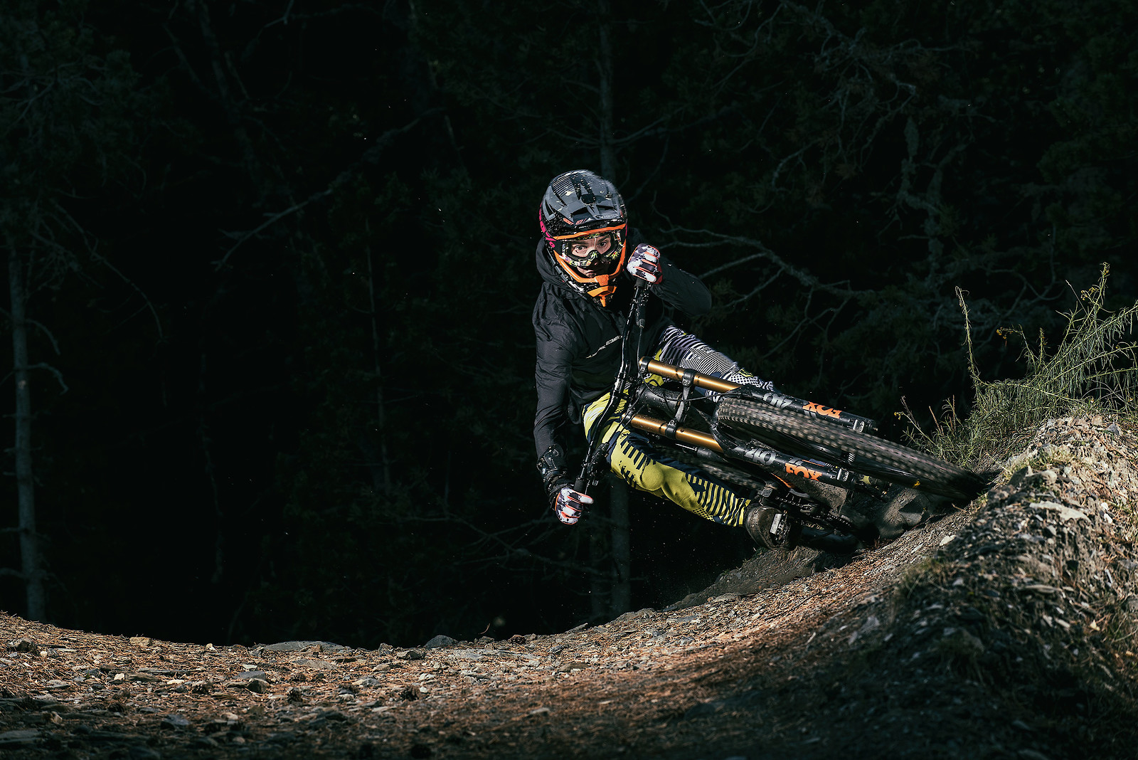 Mamenus - NicoBrizin - Mountain Biking Pictures - Vital MTB