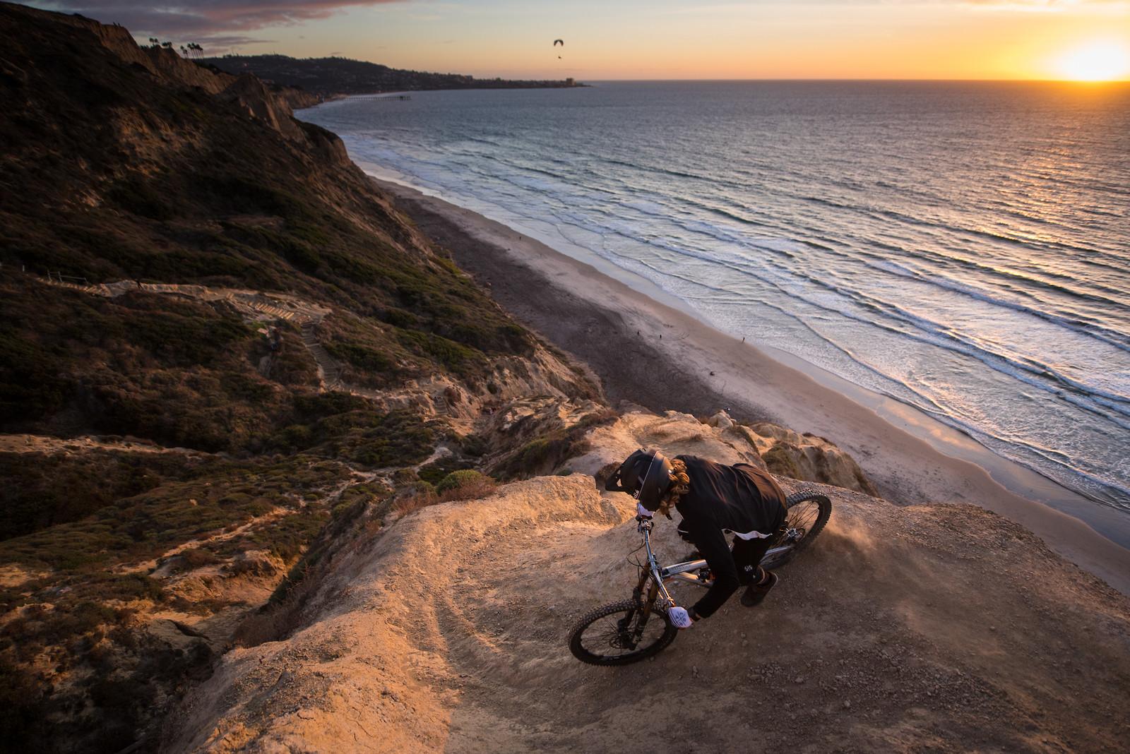 Luca Cometti / SoCal - NicoBrizin - Mountain Biking Pictures - Vital MTB
