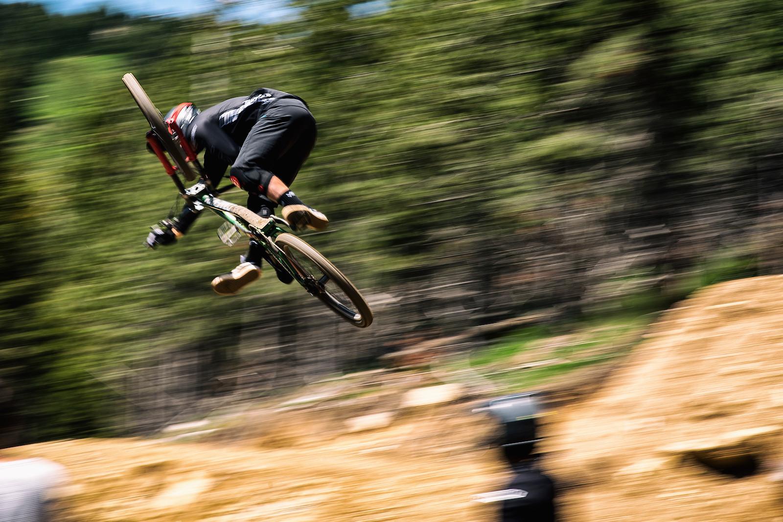 Kyle Strait - Les Angles (FR) - NicoBrizin - Mountain Biking Pictures - Vital MTB