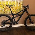 Ibis Mojo HD4 semi-stock build
