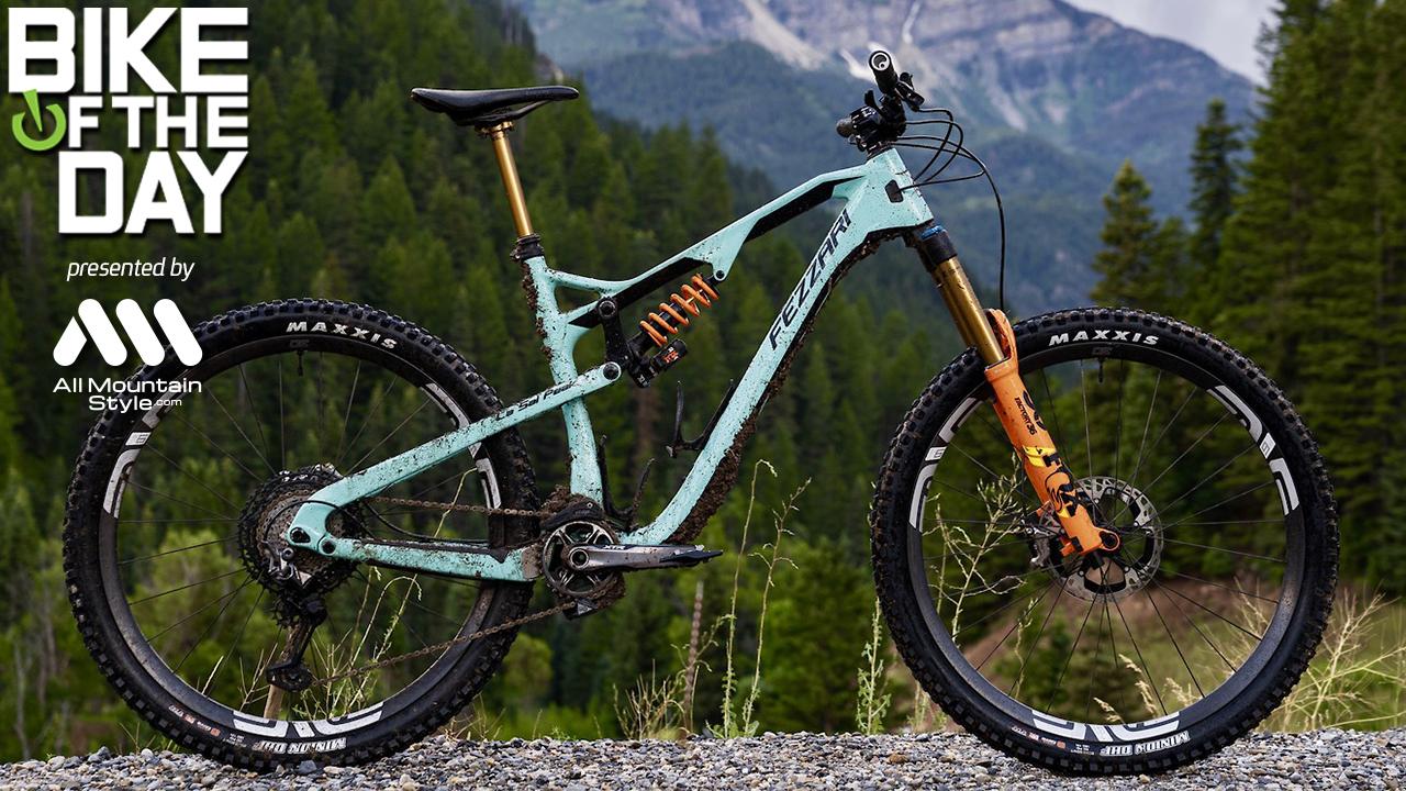 Fezzari La Sal Peak Team - Custom Build