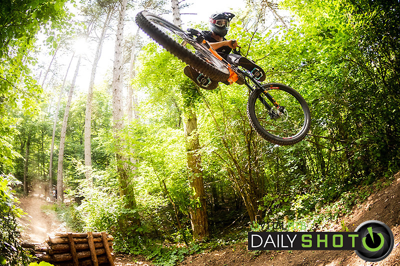 Jeremy Boiteux Mad Whip - Entwoane - Mountain Biking Pictures - Vital MTB