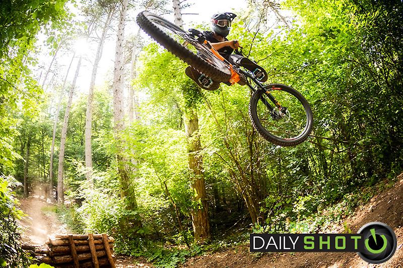 Jeremy Boiteux Mad Whip - Entwoane - Mountain Biking Pictures - Vital MTB