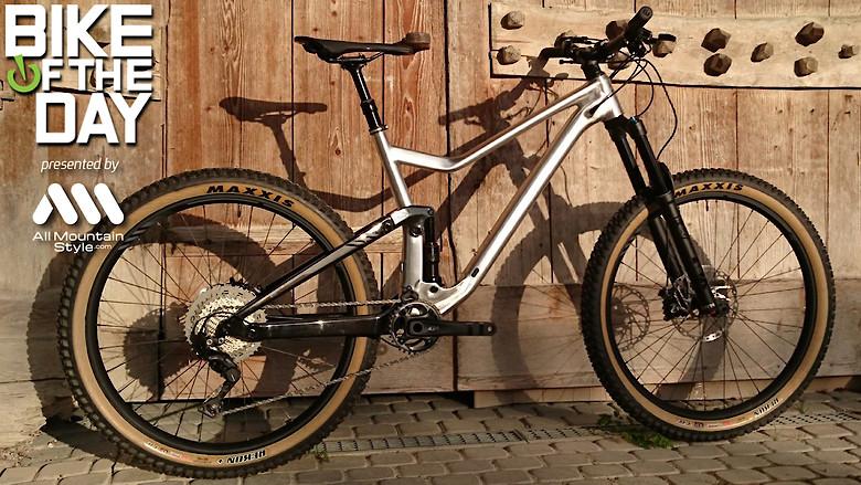 Scott Genius 710 custom