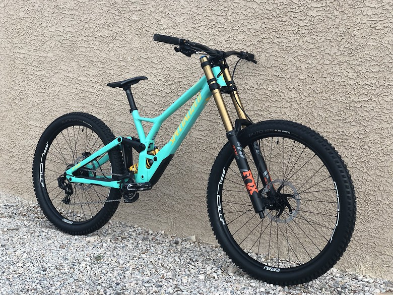 2020 Specialized Demo 29 Race - uhlrichl1's Bike Check - Vital MTB
