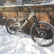 "Orange Bikes Alpine 6 2021 ""Snow version"""