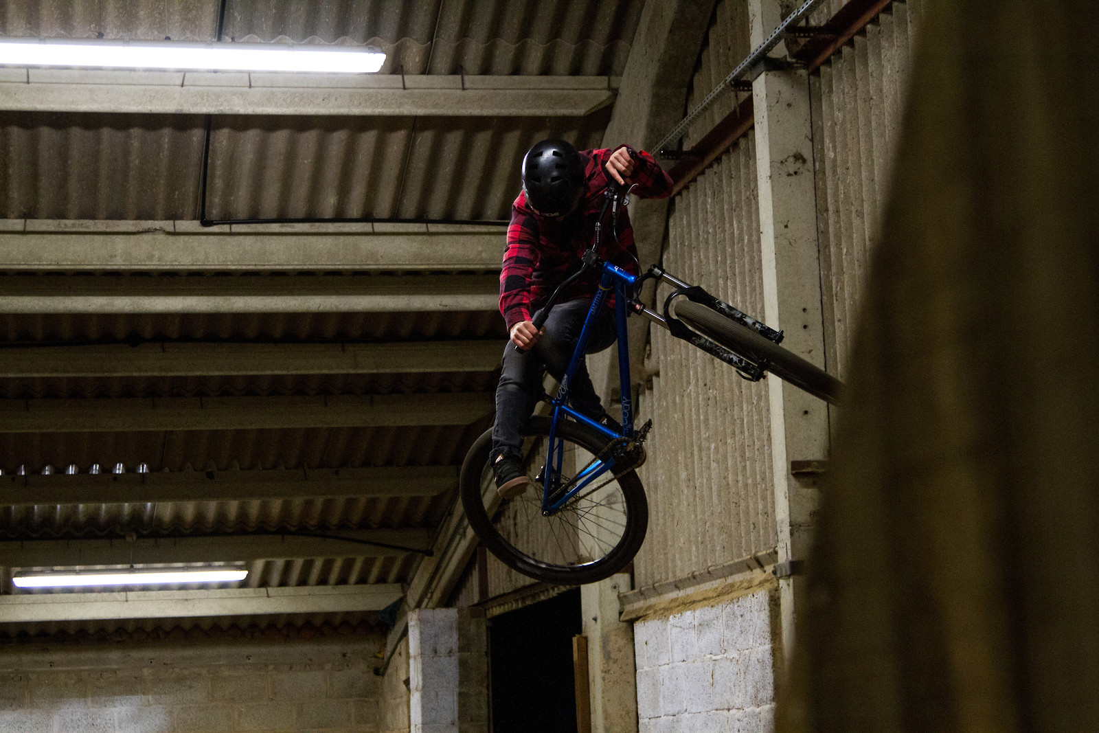 Barn Sessions - nickjames - Mountain Biking Pictures - Vital MTB