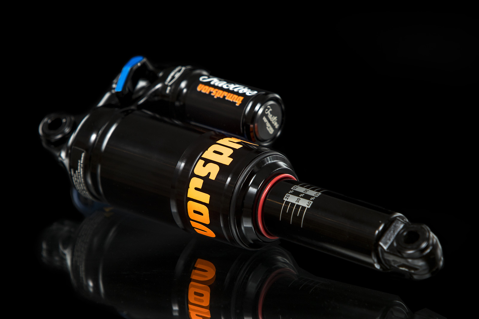 Tractive Valve Tuning System - Vorsprung - Mountain Biking Pictures - Vital MTB