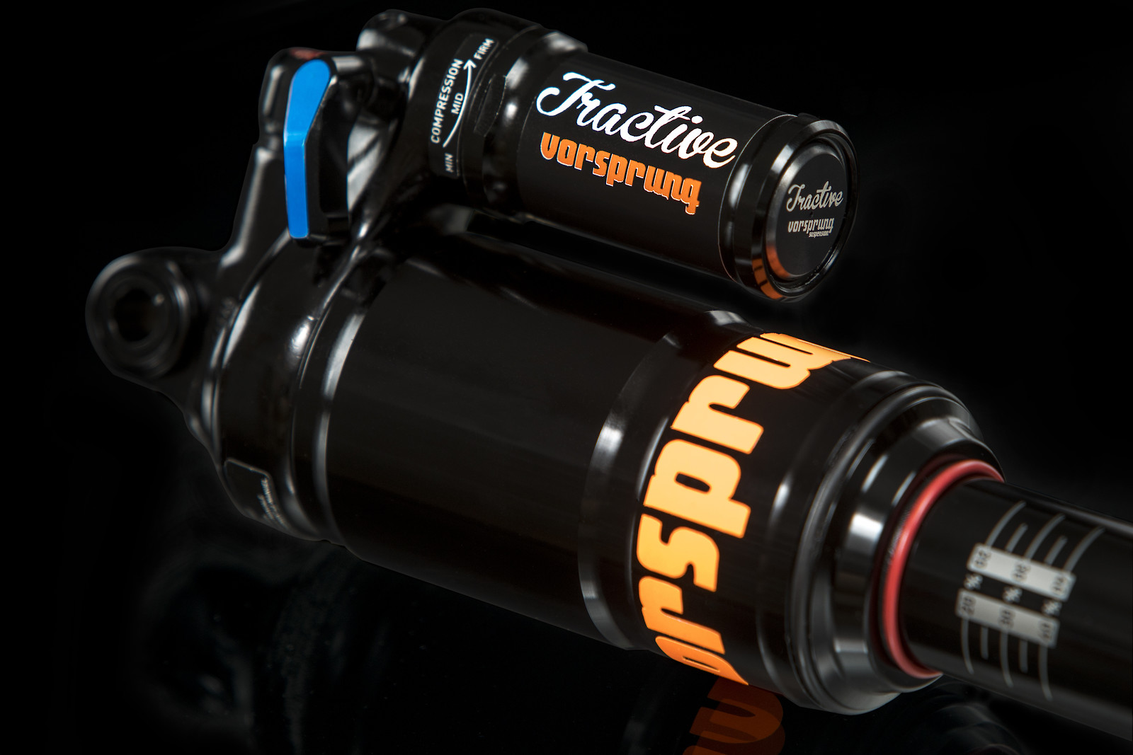 Tractive Valve Tuning System - Vorsprung - Mountain Biking Pictures - Vital MTB