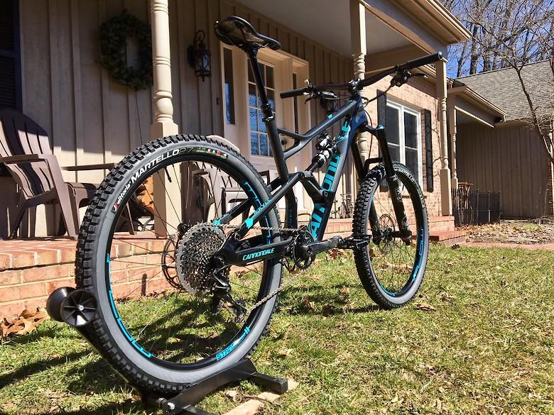 1fbc28eb424 2018 Cannondale Jekyll Carbon - GeronimoK's Bike Check - Vital MTB