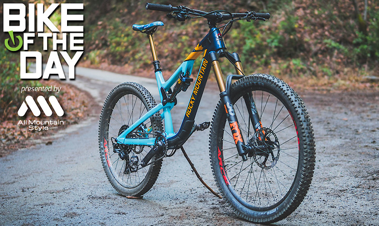 93b3920b8fe Trail Peek's 2019 Rocky Mountain Altitude - TrailPeek's Bike Check ...
