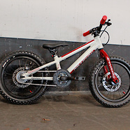"Custom Commencal Ramones 16"" Kids Bike"