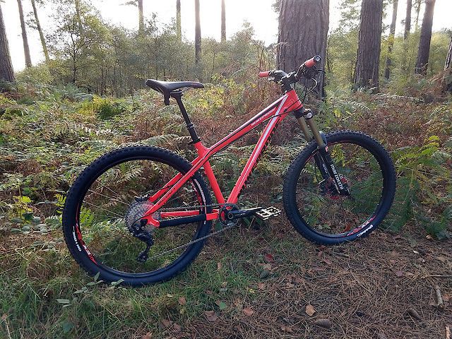 2017 Nukeproof Scout 275
