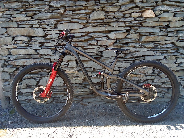 Transition Sentinel - Ianwhite80's Bike Check - Vital MTB