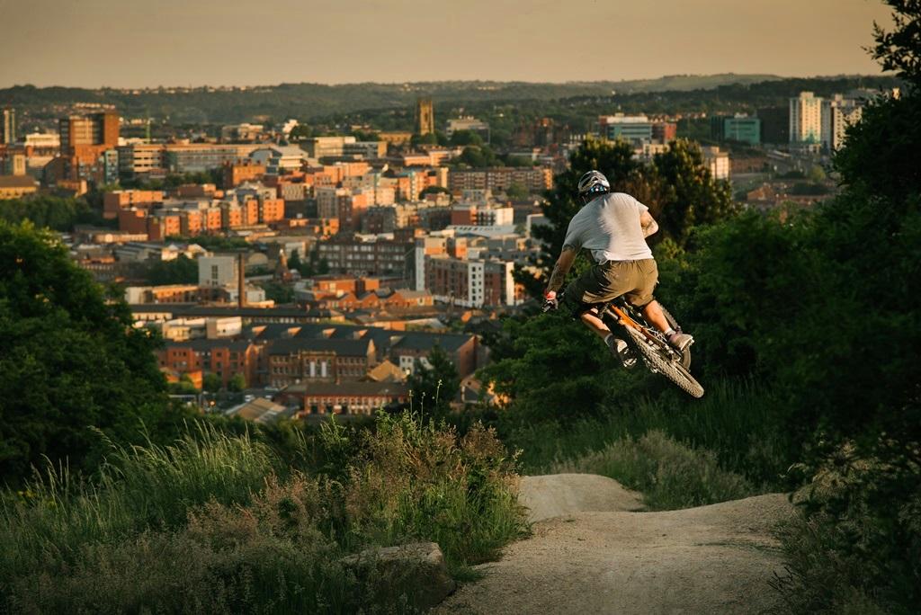 Drag Racing Helmets >> Parkwood Springs sunset - Piotr_Szwed Szwedowski - Mountain Biking Pictures - Vital MTB