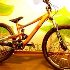 DIAMONDBACK 4CROSS/SLOPESTYLE best thing for my lower back problems!!!